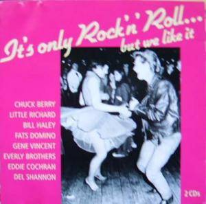 It's Only Rock 'n' Roll... - Cover