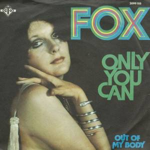 Fox: Only You Can - Cover