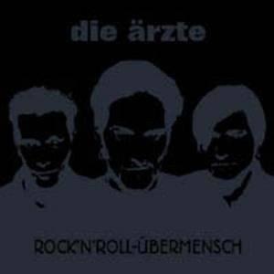 Die Ärzte: Rock'n'Roll-Übermensch (Single-CD) - Bild 1