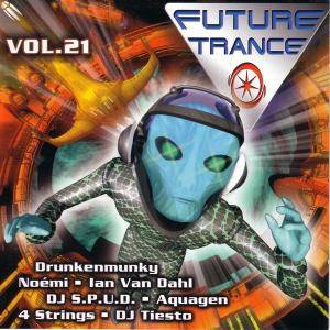 Cover - Nightwatchers: Future Trance Vol. 21