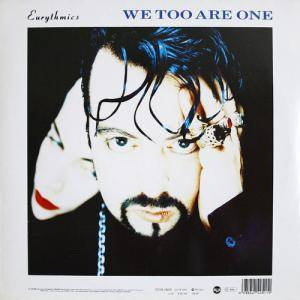 Eurythmics: We Too Are One (LP) - Bild 2