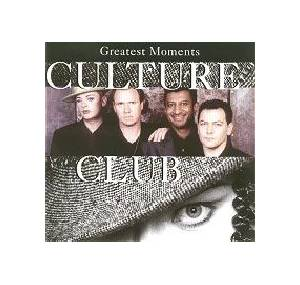 Culture Club: Greatest Moments - Cover