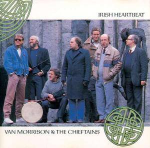 Van Morrison & The Chieftains: Irish Heartbeat - Cover