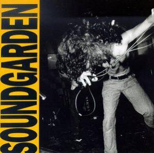 Soundgarden: Louder Than Love - Cover