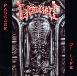 Excruciate: Passage Of Life - Cover