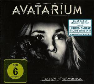 Avatarium: The Girl With The Raven Mask (CD + DVD) - Bild 1