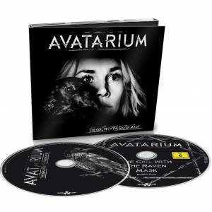 Avatarium: The Girl With The Raven Mask (CD + DVD) - Bild 3