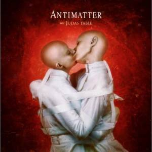 Antimatter: Judas Table, The - Cover