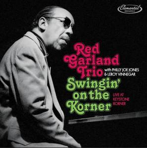 Cover - Red Garland Trio: Swingin' On The Korner - Live At Keystone Korner