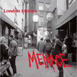 Cover - Menace: London Stories