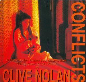 Cover - Clive Nolan: Conflicts