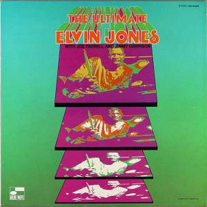 Cover - Elvin Jones: Ultimate, The