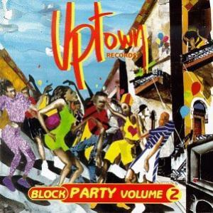 Uptown's Block Party Volume 2 - Cover