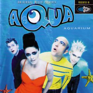 Aqua: Aquarium (CD) - Bild 1
