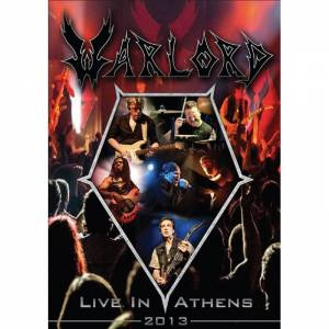 Cover - Warlord: Live In Athens 2013