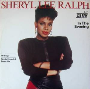 Sheryl Lee Ralph: In The Evening - Cover