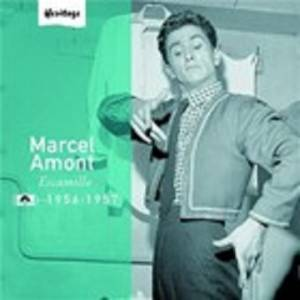 Cover - Marcel Amont: Heritage - Escamillo