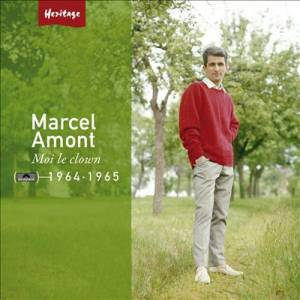 Cover - Marcel Amont: Heritage - Moi, Le Clown