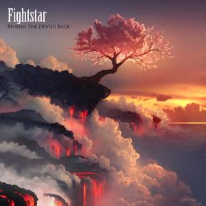 Cover - Fightstar: Behind The Devil's Back