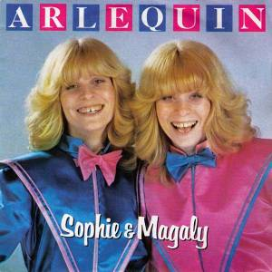 Cover - Sophie & Magaly: Arlequin