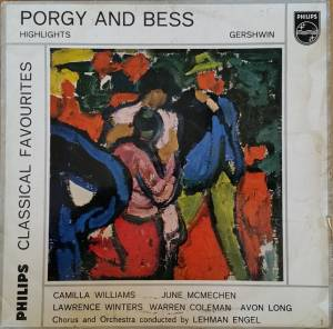 Cover - George Gershwin: Porgy And Bess Highlights