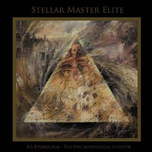Stellar Master Elite: III: Eternalism - The Psychospherical Chapter - Cover