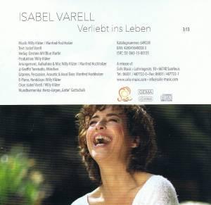 Isabel Varell 2012