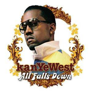 Cover - Kanye West: All Falls Down