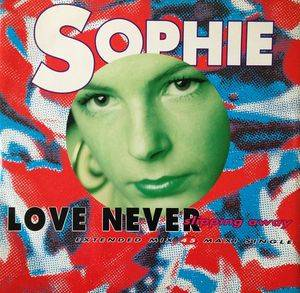 Cover - Sophie: Love Never Slipping Away