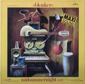 Blonker: Midsummernight - Cover