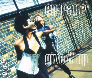 Cover - En-Rage: Give It Up