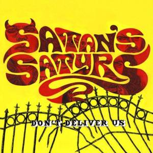 Satan's Satyrs: Don't Deliver Us - Cover