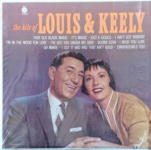 Cover - Louis Prima & Keely Smith: Hits Of Louis & Keely, The