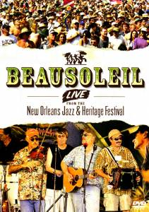 Cover - Beausoleil: Live From The New Orleans Jazz & Heritage Festival