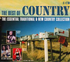 Best Of Country, The - Cover