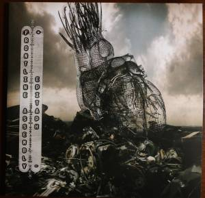 Front Line Assembly: Epitaph (2-LP) - Bild 1