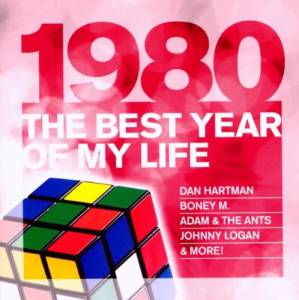 Cover - Air Supply: 1980 The Best Year Of My Life