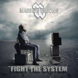 Cover - Massive Wagons: Fight The System