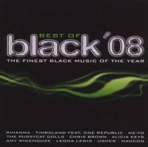 Best Of Black '08 - Cover