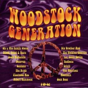 Woodstock Generation - Cover