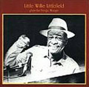 Cover - Little Willie Littlefield: Plays The Boogie Woogie