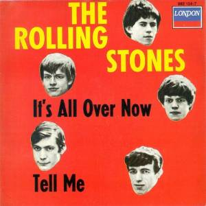 "The Rolling Stones: It's All Over Now (7"") - Bild 1"