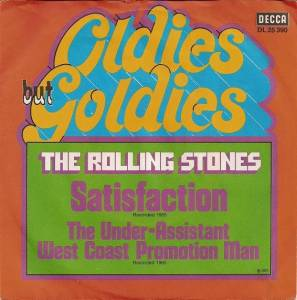 The Rolling Stones: Satisfaction - Cover