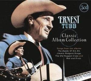 Cover - Ernest Tubb: Classic Album Collection