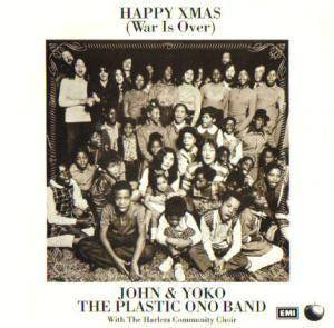 John & Yoko / Plastic Ono Band: Happy Xmas (War Is Over) (Mini-CD / EP) - Bild 1
