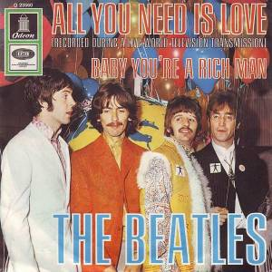 The Beatles: All You Need Is Love - Cover
