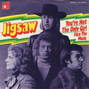 Cover - Jigsaw: You're Not The Only Girl
