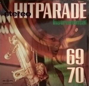 Cover - Cliff Carpenter Orchester: Stereo Hitparade Instrumental 69/70