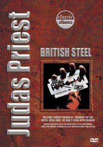 Judas Priest: Classic Albums - British Steel - Cover