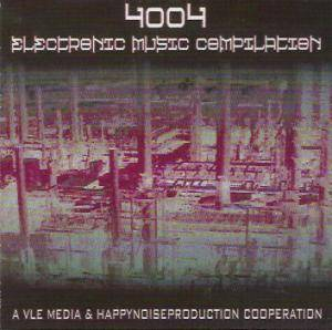 4004 - Electronic Music Compilation - Cover